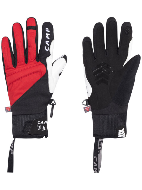 Camp G Hot Dry - Guantes - rojo/negro